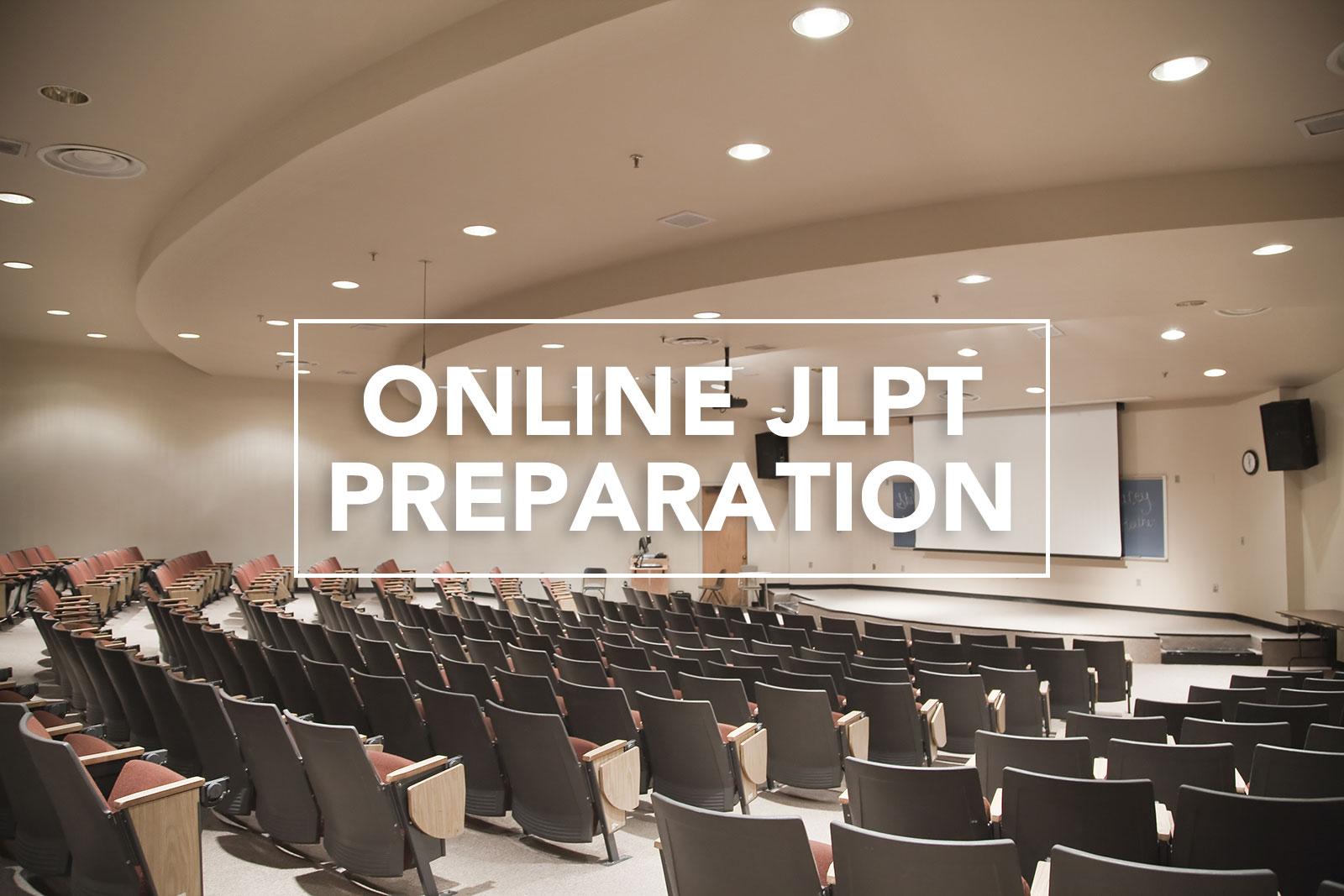 online jlpt preparation class